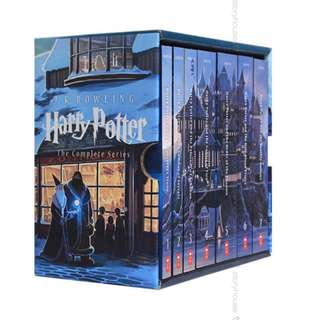 🚚 Special Edition Harry Potter Paperback Box Set Gift ( 1–7 Books ) ( All Paperback Books and Brand New )