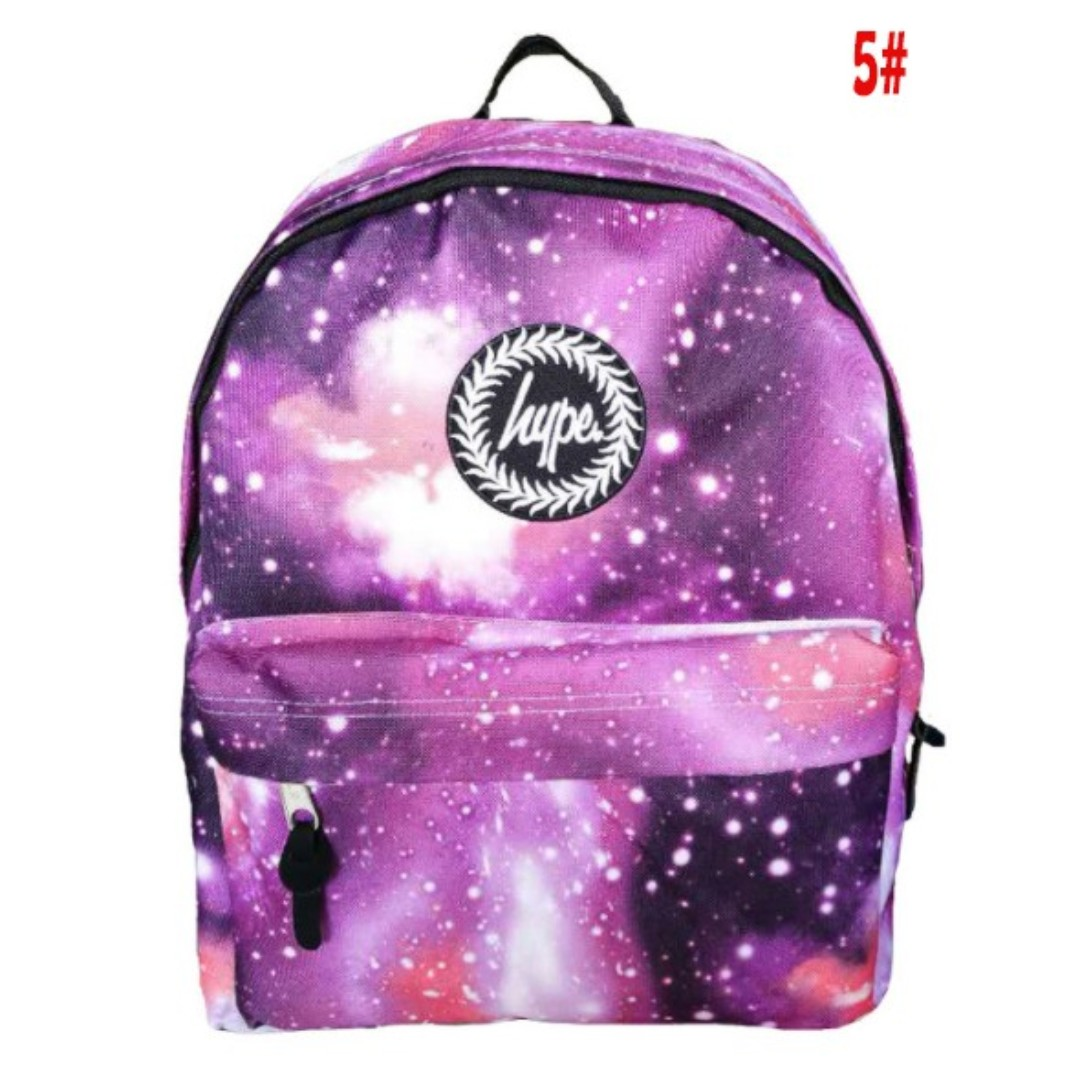 42 31cm Just Hype backpack Casual Backpack Sport British Students School bag fb680c11511f4
