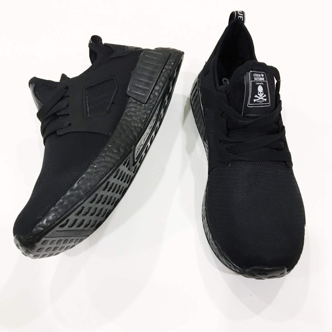 the best attitude 97456 f4985 Adidas NMD Mastermind All Black