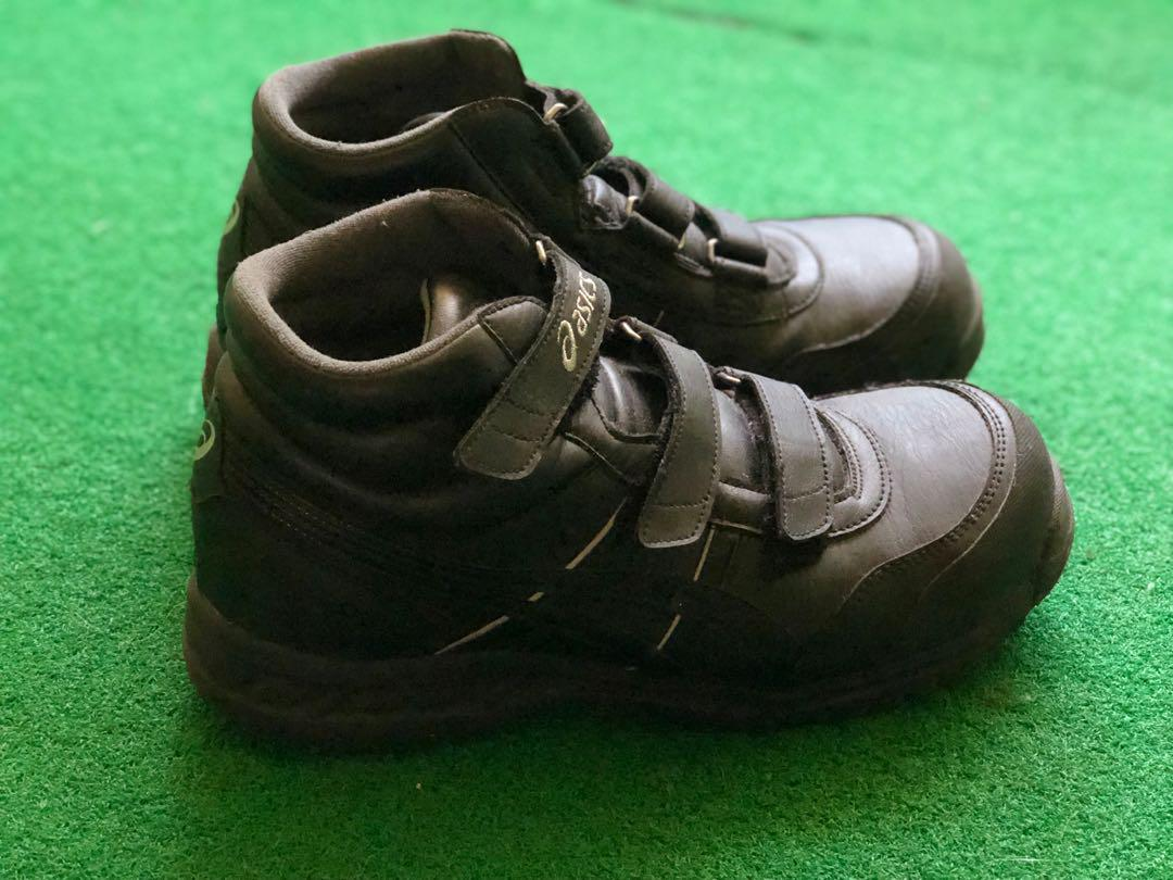 Safety Boots ( Hard Material Toecap