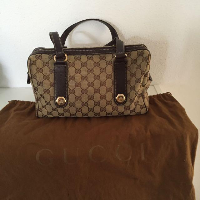 Authentic Gucci Hand Bag