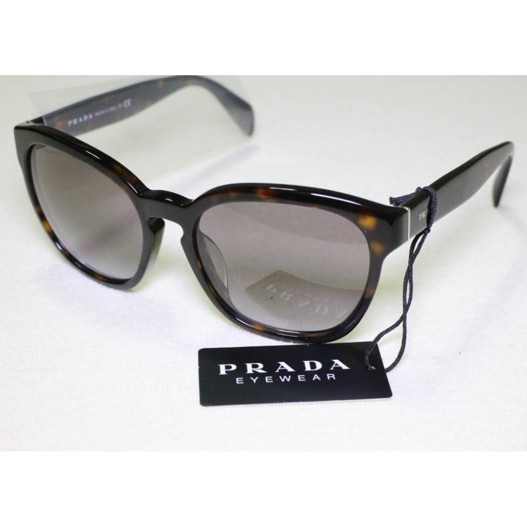 71aa3501e4f9 Authentic Prada Women s Sunglasses SPR 17R-F