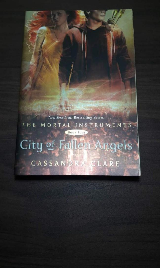 City of fallen Angels on Carousell
