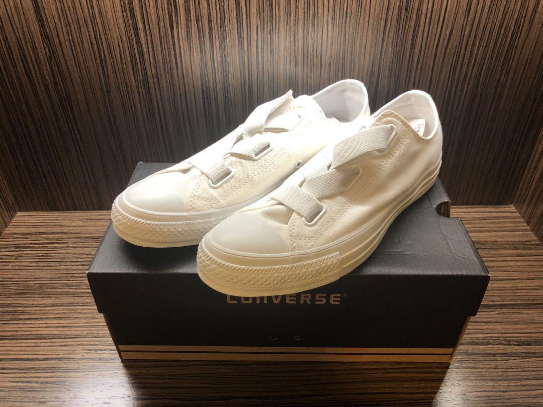 662f5ee7c15a Converse - Gorelace OX in White (NEW)