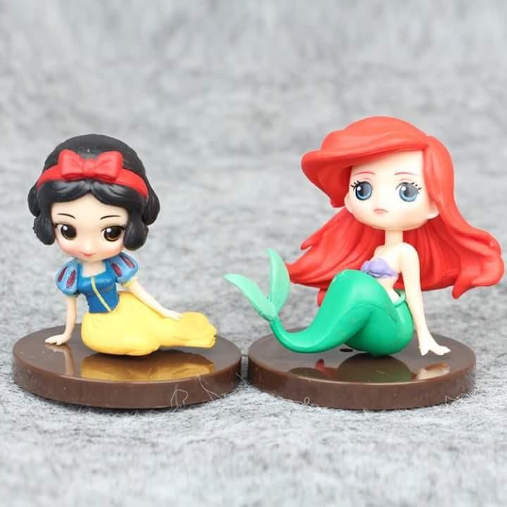 Baukästen & Konstruktion Lego Female Minifig Hair x 10 Black & Dark Brown Wigs Mixed Styles