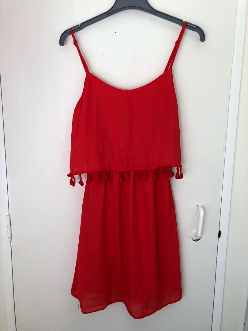 garage dress size 8