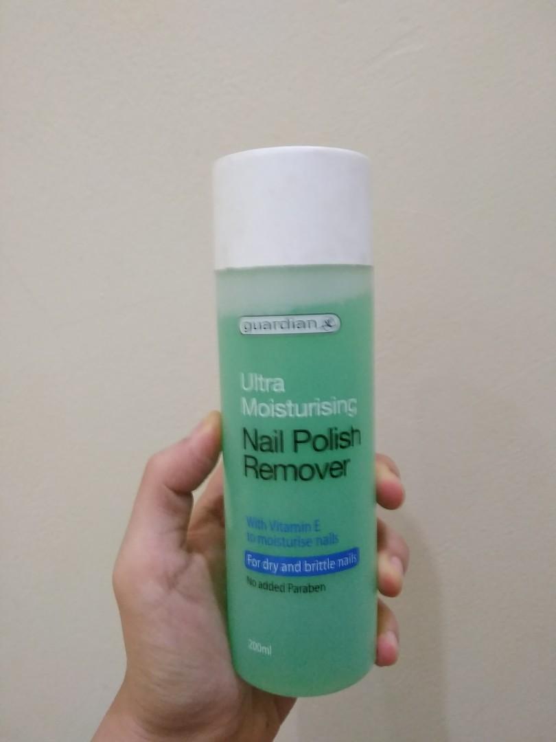 Nail Polish Remover Guardian Absolute Cycle