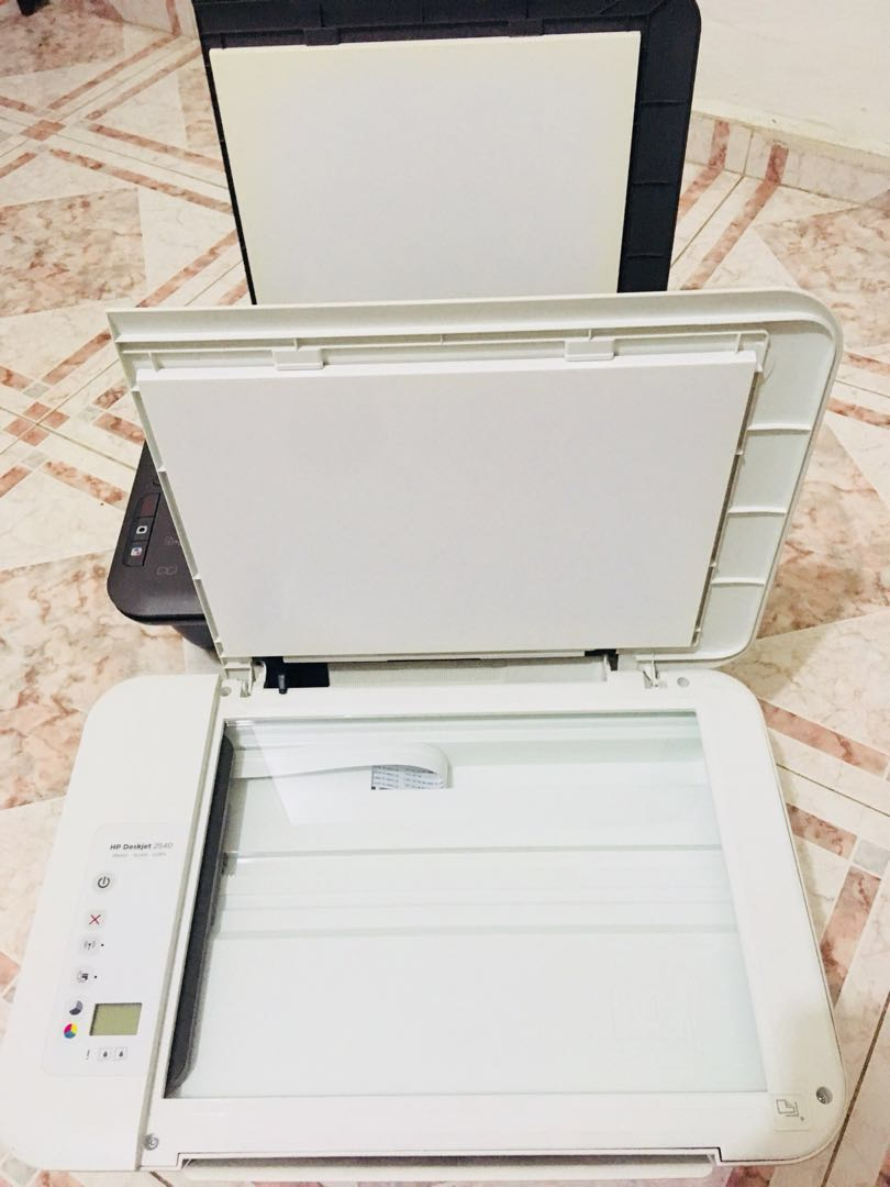 HP Deskjet 2540 3in1 Print Scan Copy