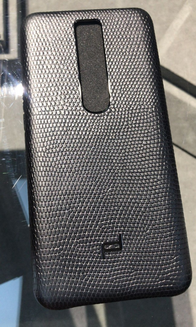 online retailer d076d 89f3a Huawei Porsche Design Mate RS - Leather N Case (Original)