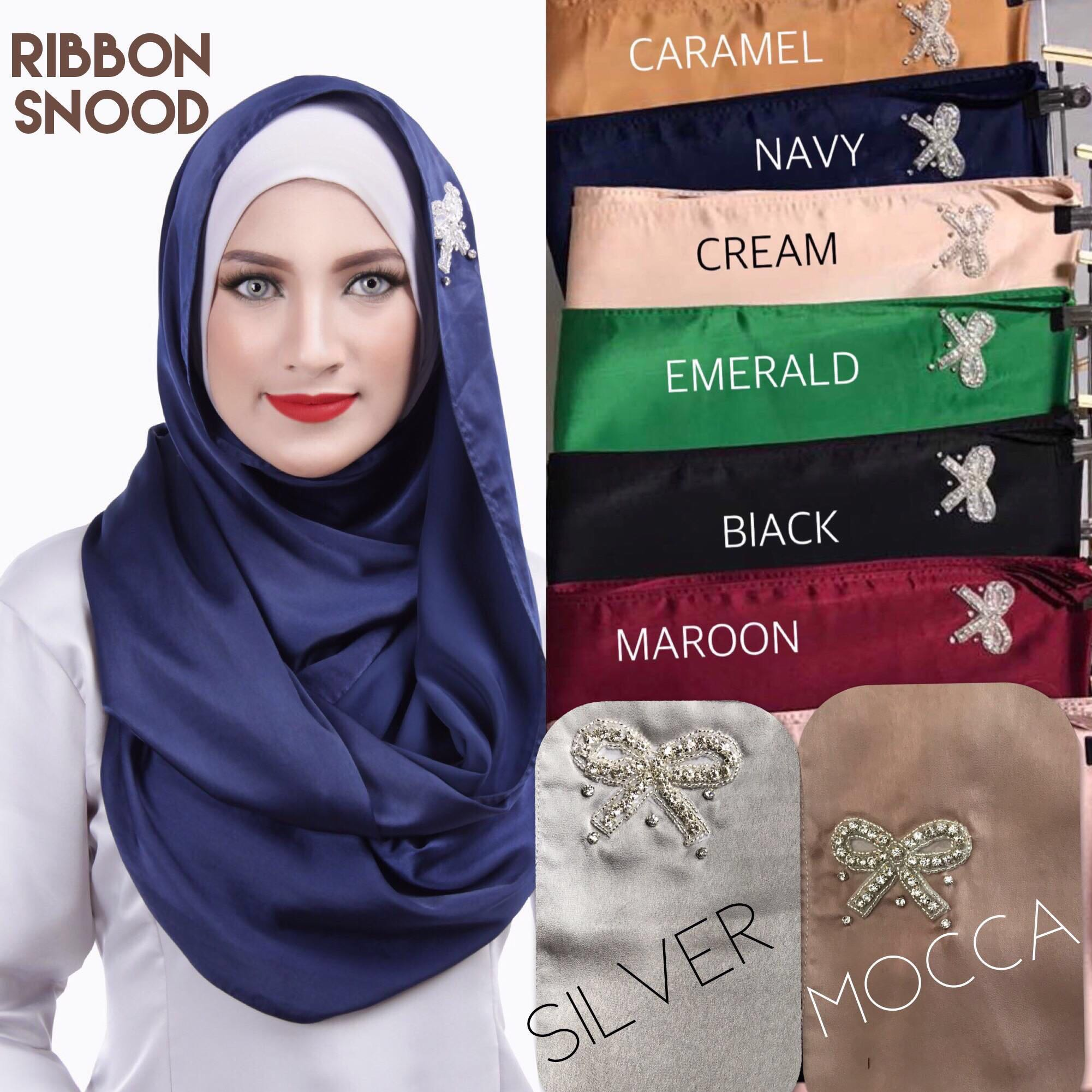 Instocks! Ribbon Snoods d596864e5c