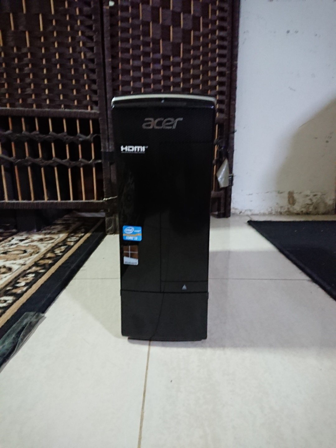 Intel Core i3 Entry Level SFF Gaming Desktop