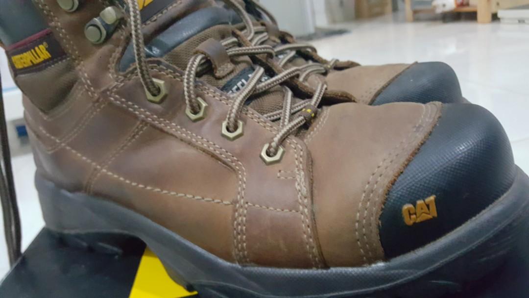 Jual Sepatu Safety Caterpillar Crossrail ST (original 100%) 38c67cdd72