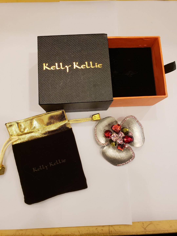 Kelly Kellie首飾-襟針,心口針