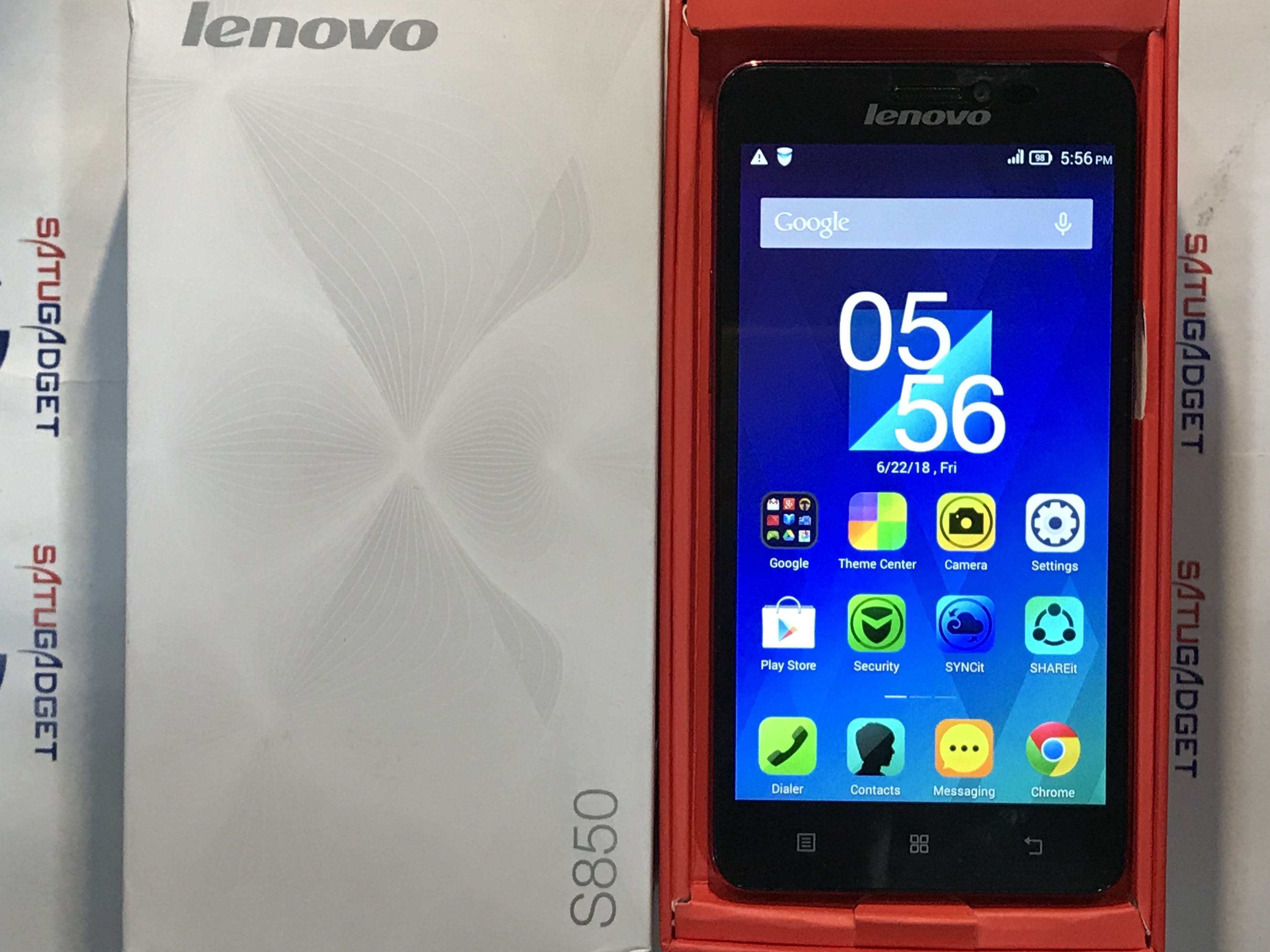 Lenovo S850 Mobiles Tablets Android Phones Others On Carousell Quadcore Processor