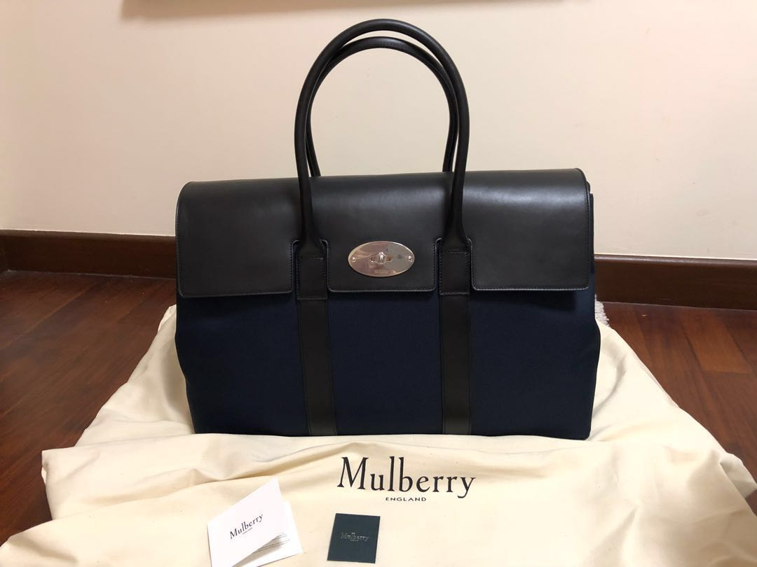 Mulberry Men New Piccadilly Bag 3300d6441822a