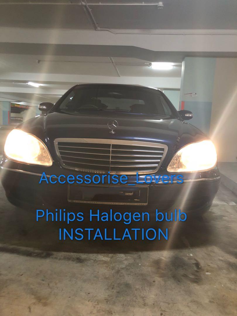 Phillips White headlight bulb Philips Xtreme vision plus THE ONLY LTA  APPROVED WHITE BULB  H3 , H4 , H7 , H11, 9005 , 9006, Instock ( Honda,