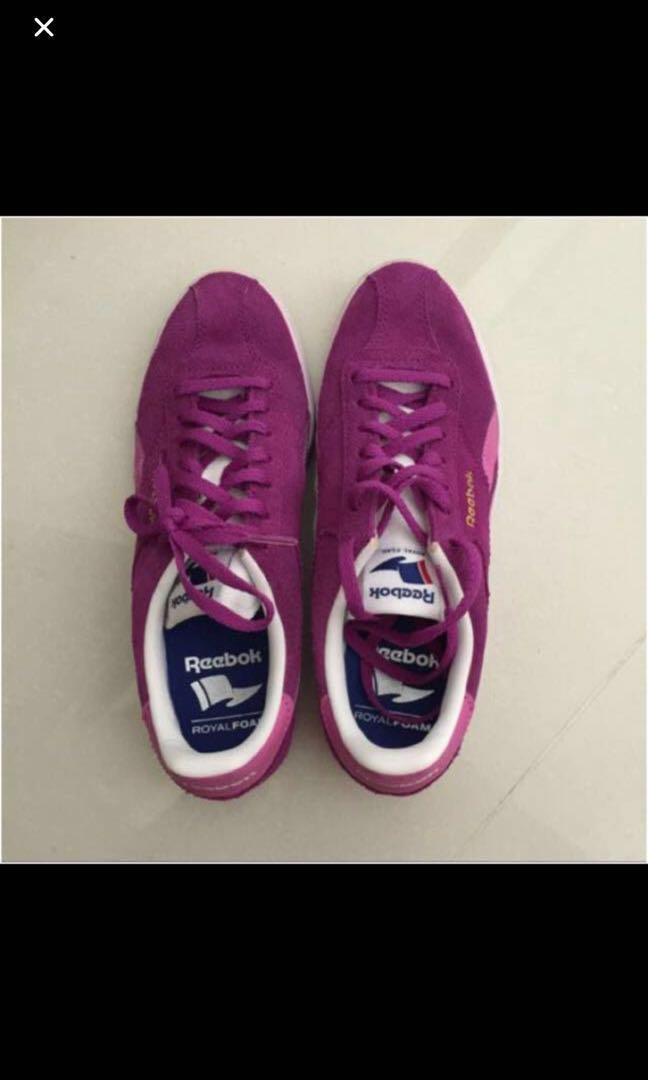 508d85248f0e8 Purple Reebok Shoes (Clearance)