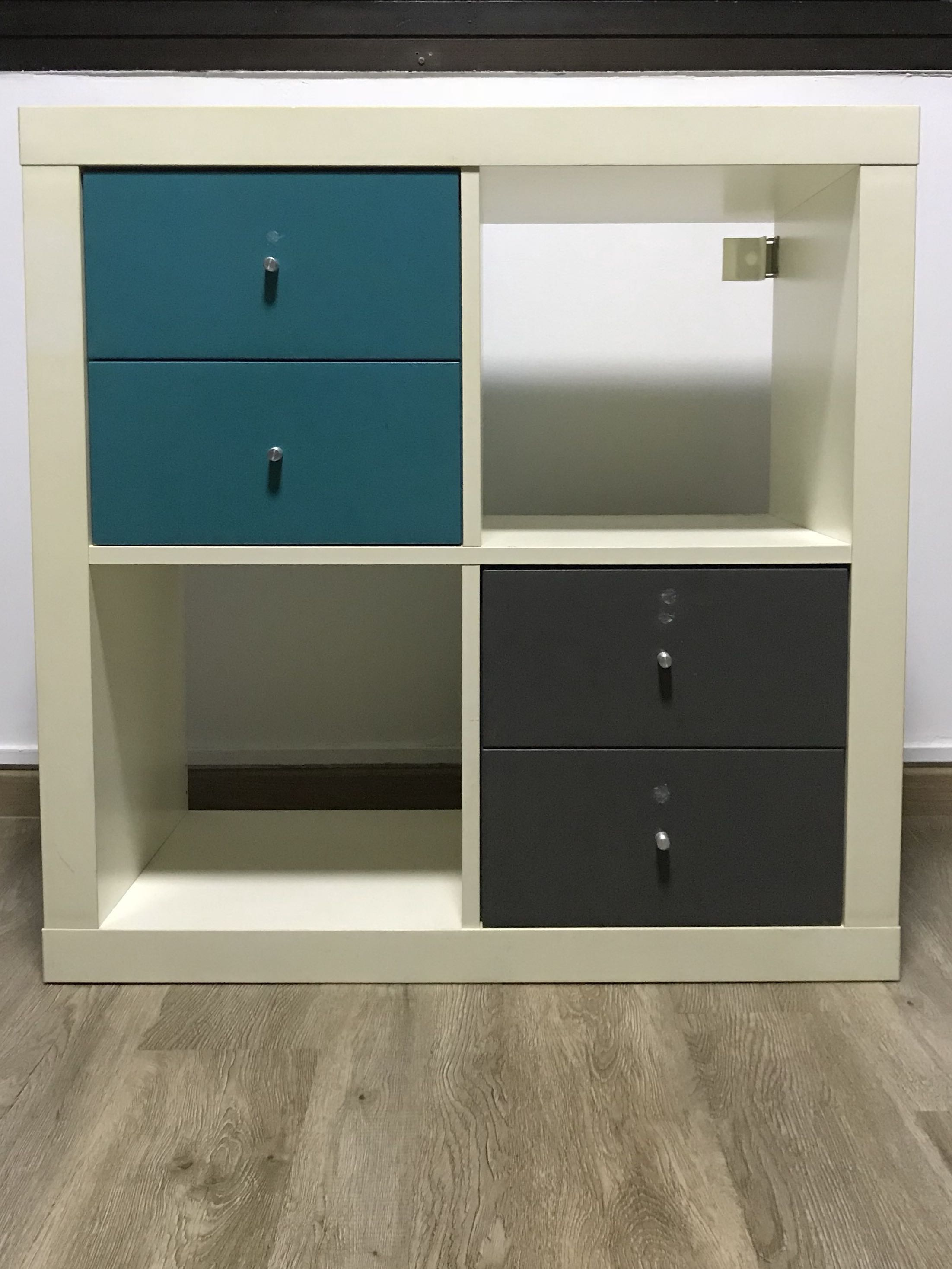 """newest c6710 47e77 """"Sat - Free Delivery"""" - IKEA Shelving Unit with drawers"""