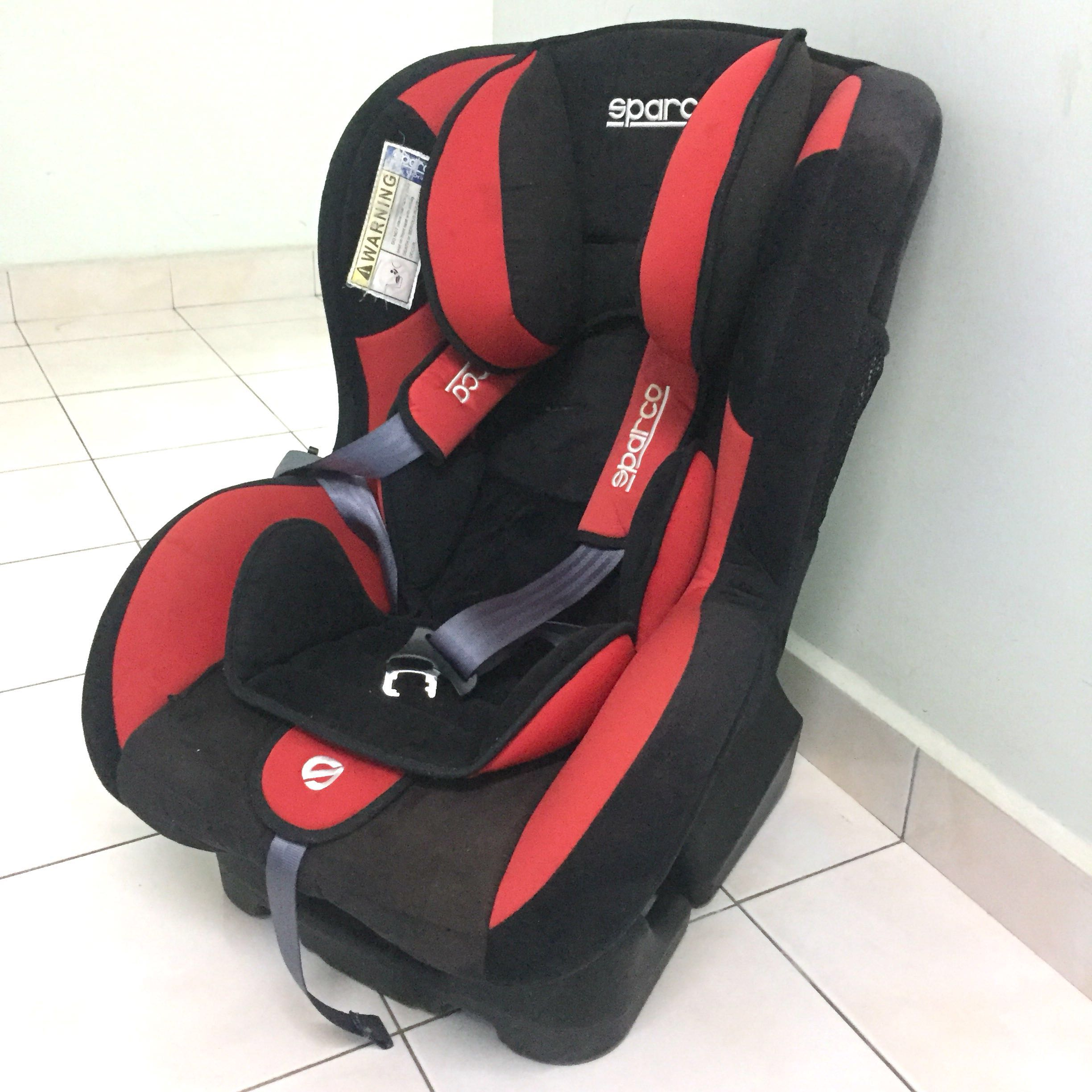 Sparco Baby Car Seat Babies Kids Others On Carousell