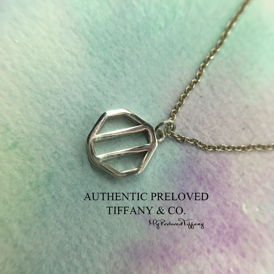 6d88b06cd Rare Retired Authentic Tiffany & Co. Paloma Picasso Zellige Marrakesh  Necklace, Women's Fashion, Jewellery, Necklaces on Carousell