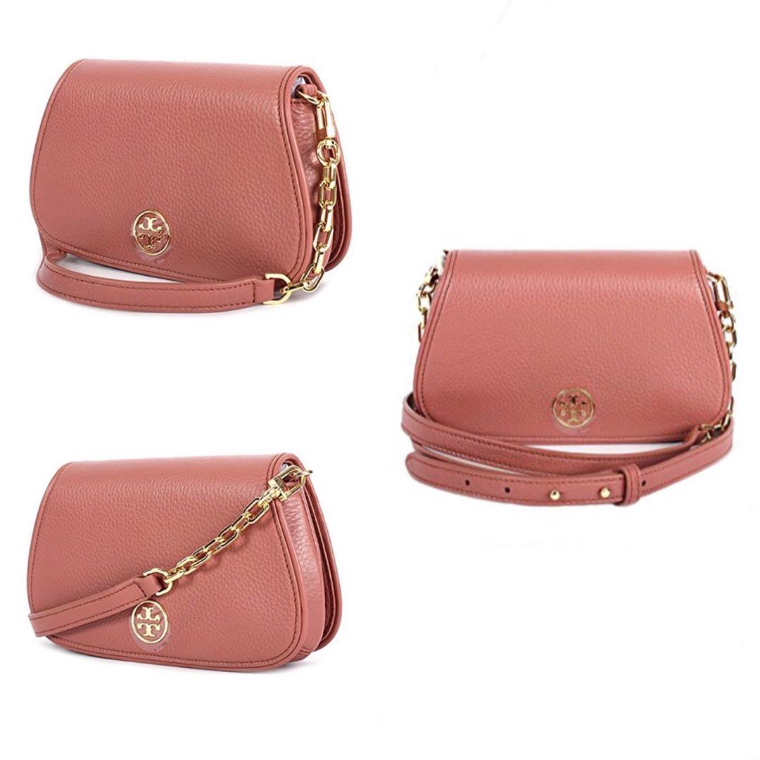 d86416e9bca4 Tory Burch Landon Mini Leather Bag