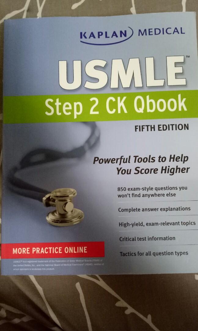 USMLE Step 2CK Qbook