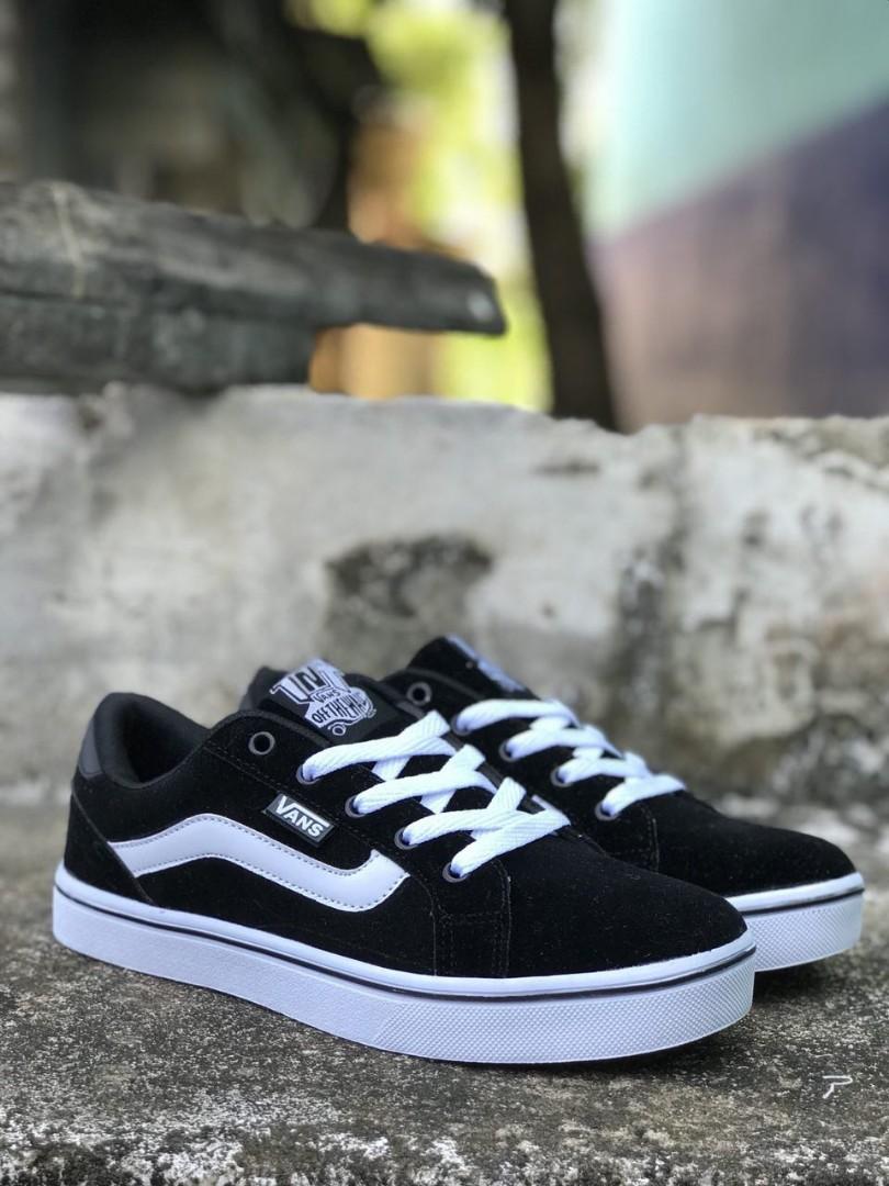 klasyczne buty brak podatku od sprzedaży nowe niższe ceny Vans Old Skool 2.0, Size 36-45, All black 40-45, Rm75sm Rm80ss