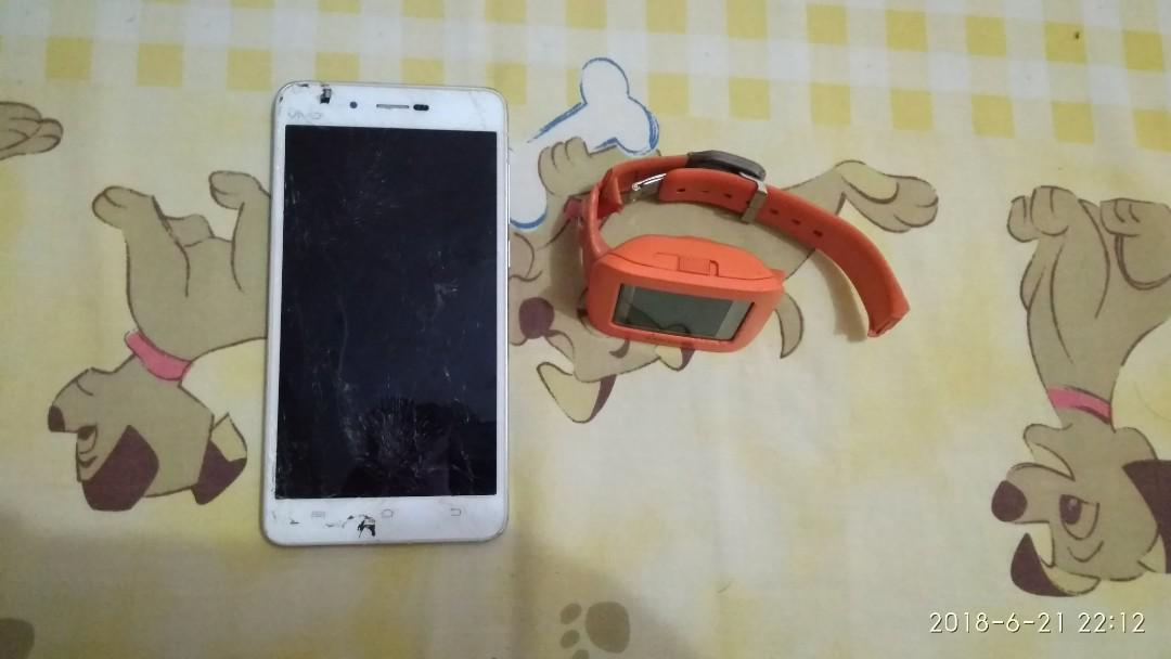 Vivo x5max and samsung gear watch