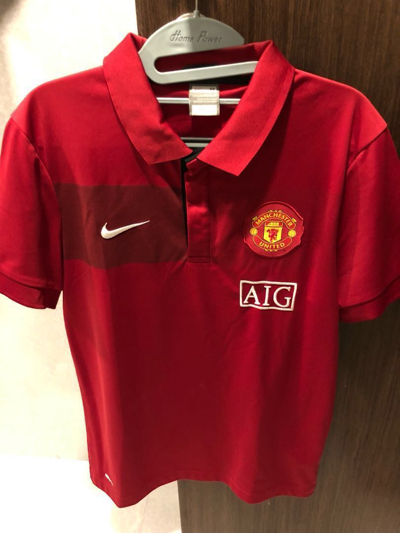 new product a194e 641b3 Manchester United Polo T Shirt Online India - DREAMWORKS