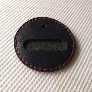 (車友分享價)GOGORO鑰匙套/真皮鑰匙皮套/套入型