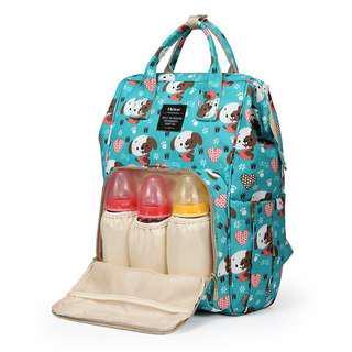 🚚 Heine 2018新款上市 時尚多功能媽媽包 爸爸包 後背包 雙肩包 旅行包 大空間 多口袋 多夾層 好收納 送禮禮物