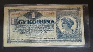 Budapest 1920