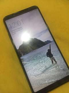 OPPO F5 Black 32GB internal memory (7mos used) Under oppo warranty