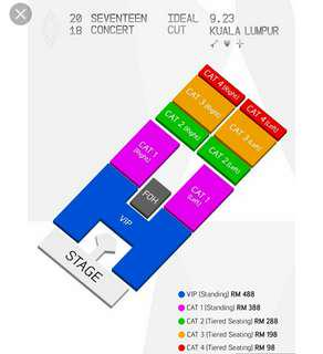 Group Purchasing For Seventeen Ideal Cut In Malaysia