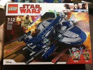 Lego Star Wars 75199