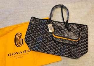 Goyard St. Louis pm note bag 購物袋 shopping bag