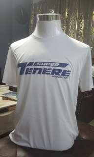 Latest Yamaha Super Tenere( Raid Edition) Print Tshirt
