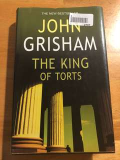 The King of Torts Hardcover Edition (John Grisham)