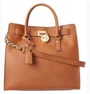 Michael Kors Saffiano Leather Large Tote
