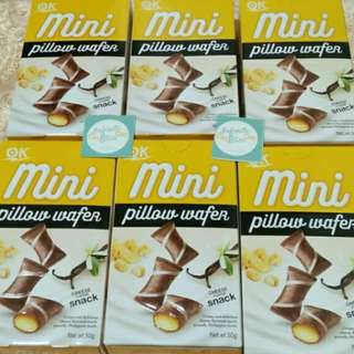 OK Mini Wafer ( Re-selling)