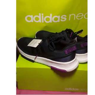 Adidas Neo Cloudfoam Racer TR Shoes Women NEO BC0052 ORIGINAL 100%