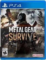 [SALE] BNIB PS4 Metal Gear Survive