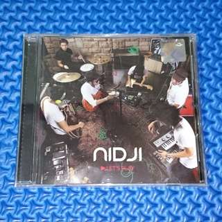 🆕 Nidji - Let's Play [2009] Audio CD