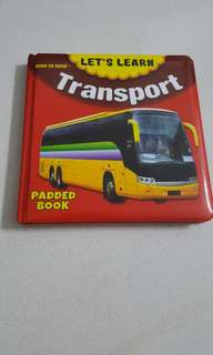 Let's learn transport (hardocover)