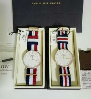 🚚 [IN-STOCK] Daniel Wellington Classic Cambridge & Canterbury Watch