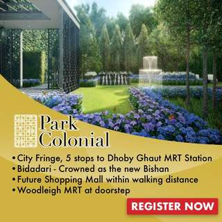 PARK COLONIAL NEW LAUNCH - Guide Price is out!