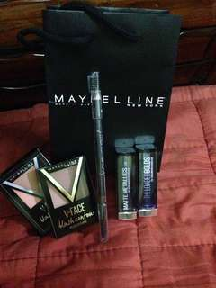 Authentic Brand New Maybelline Bundle