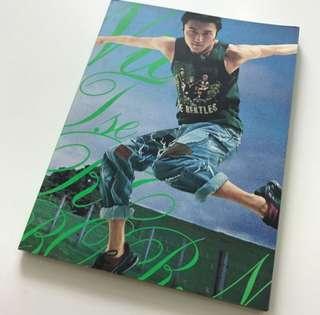 🚚 Nicholas Tse Official Reborn Photobook