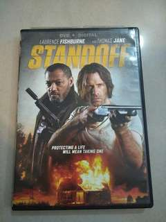Stand off movie dvd