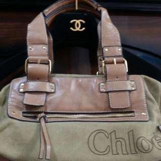 (降價)Chloe 手提袋